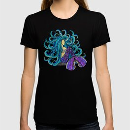 2017 Blue Mermaid T-shirt