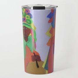 Festa do Rosario Travel Mug