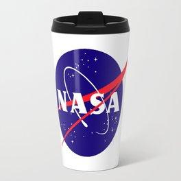 "The Official NASA ""Meatball"" Logo (and licensed!) Travel Mug"