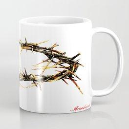 corona de espinas ( crown of thorns ) Coffee Mug