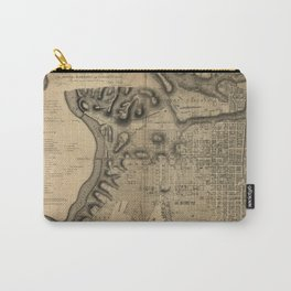 Philadelphia 1796 Carry-All Pouch