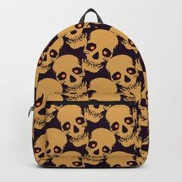 Halloween Skull Backpack