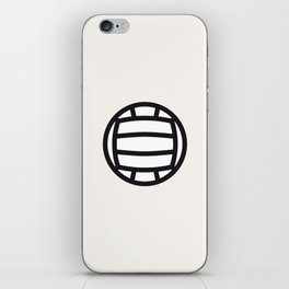 Volleyball - Balls Serie iPhone Skin