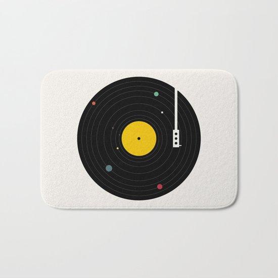 Music, Everywhere Bath Mat