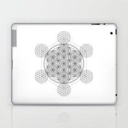 Infinity - The Sacred Geometry Collection Laptop & iPad Skin