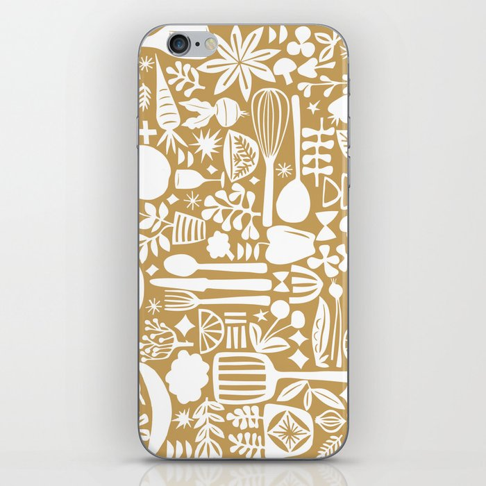 mod kitchen iPhone Skin