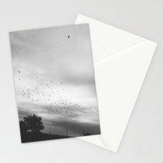 Birds In Flight Stationery Cards