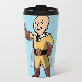 One punch boy - Parody Travel Mug