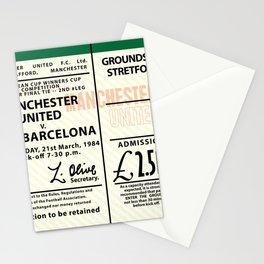 Barca 84 - Tickett Stationery Cards