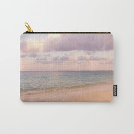 Dreamy Beach View Carry-All Pouch