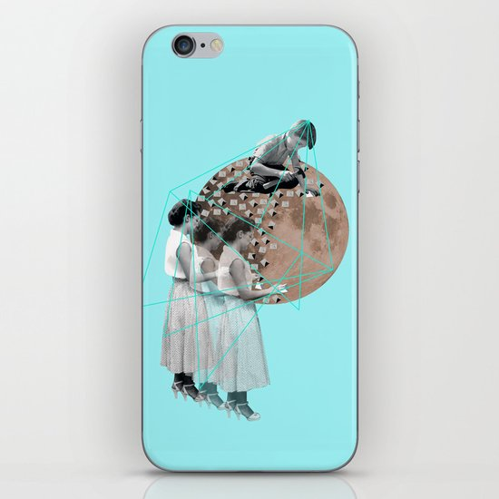 Gothic Moon Maker iPhone & iPod Skin
