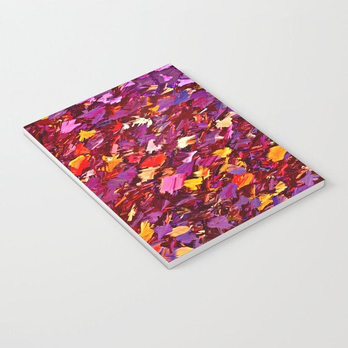 Forest Floor in Autumn Notebook