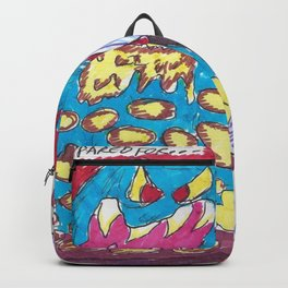 Beware, The Biscuit Beast! Backpack