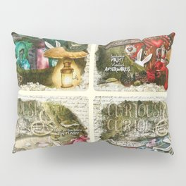 Alice of Wonderland Series Pillow Sham