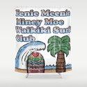 Eene Meenie Miney Moe Waikiki Surf Club by ericallen