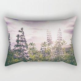 Lupine Rectangular Pillow