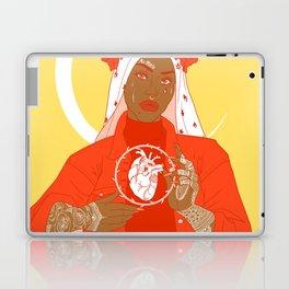 patron saint Laptop & iPad Skin