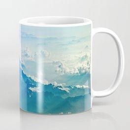 Mountain clouds 2 Coffee Mug