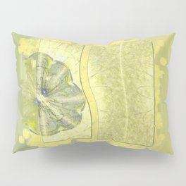 Unpinning Unprotected Flowers  ID:16165-042420-57641 Pillow Sham