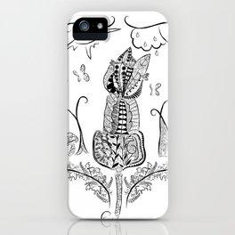 Florcat iPhone Case