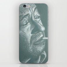 serge&gitane! iPhone & iPod Skin