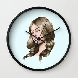 Bobbi Morse Wall Clock