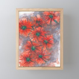 Romantic Flavoring Framed Mini Art Print