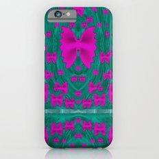 World Wide Flying Butterflies iPhone 6s Slim Case