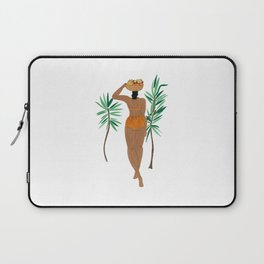Fruit Basket Gal Laptop Sleeve