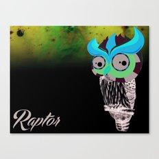 Owlin' it Canvas Print