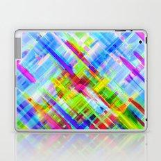 Colorful digital art splashing G468 Laptop & iPad Skin