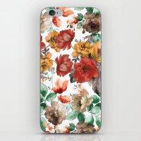 wine iPhone & iPod Skins featuring Wine by Karen Hofstetter