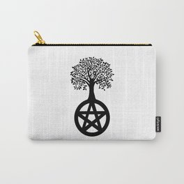 Tree Pentacle Carry-All Pouch