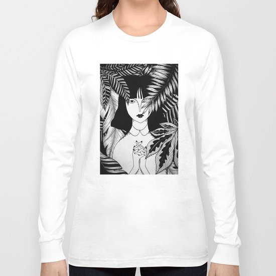 In the forest. Long Sleeve T-shirt