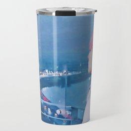 One's Gaze Travel Mug
