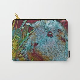 Popular Animals - Guinea Pig 2 Carry-All Pouch