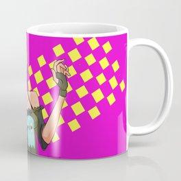80's Girl Coffee Mug