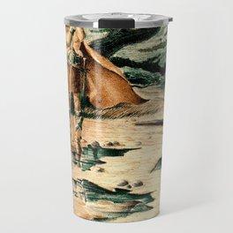 Viking Man Travel Mug