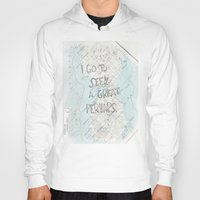 looking for alaska Hoodies featuring Looking for Alaska by Hoeroine