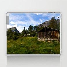 The Hut Laptop & iPad Skin
