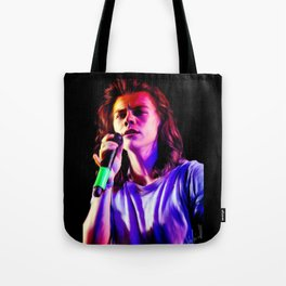 Harry Styles 12/9/15 Tote Bag