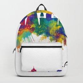 Varanasi Uttar Pradesh Skyline Backpack