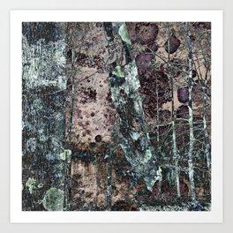 Elleholm Art Print