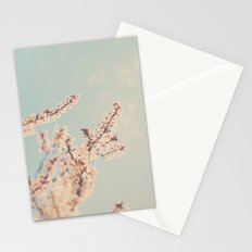spring is in bloom ...  Stationery Cards