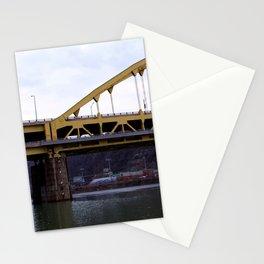 Ft. Pitt Bridge II Stationery Cards