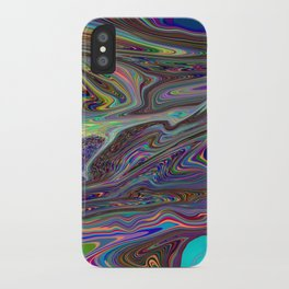 Tripping iPhone Case
