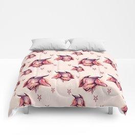 Baphomet Baby Comforters