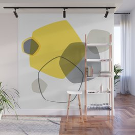 Five plus One Wall Mural