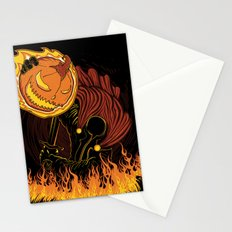 Who's Headless Now? Stationery Cards