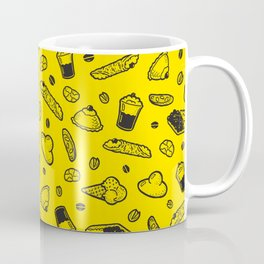 Sweet Sicily dream yellow Coffee Mug